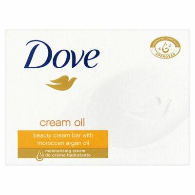 Dove Cream Oil krémszappan 100g