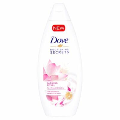 Dove Nourishing Secrets Glowing Ritual Tusfürdő 250ml