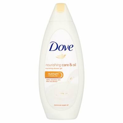 Dove Nourishing Care & Oil Krémtusfürdő Marokkói Argán Olajjal 250ml