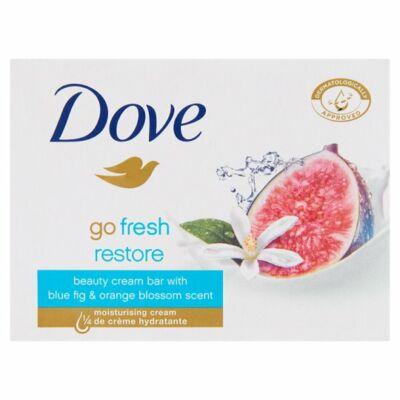 Dove Go Fresh Restore kék füge és narancsvirág krémszappan 100g