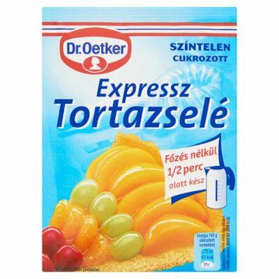 Dr. Oetker Expressz tortazselé 50g