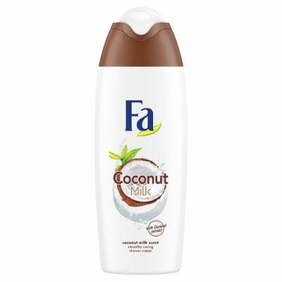 Fa Coconut Milk Krémtusfürdő Kókuszkivonattal 400ml