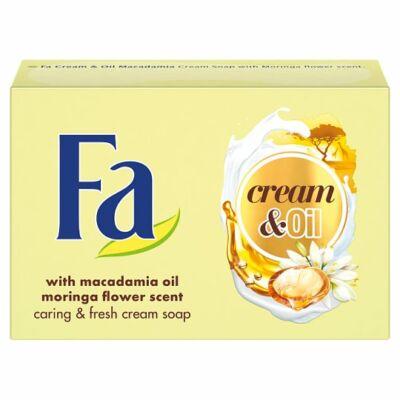 Fa Cream Oil Moringa krémszappan 90g