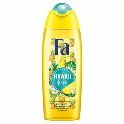 Fa Island Vibes Hawaii Love Tusfürdő 250ml