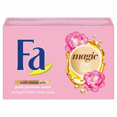 Fa Magic Oil Pink Jasmine krémszappan 90g