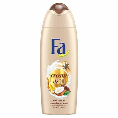 Fa Cream & Oil Kakaóvaj Krémtusfürdő 250ml