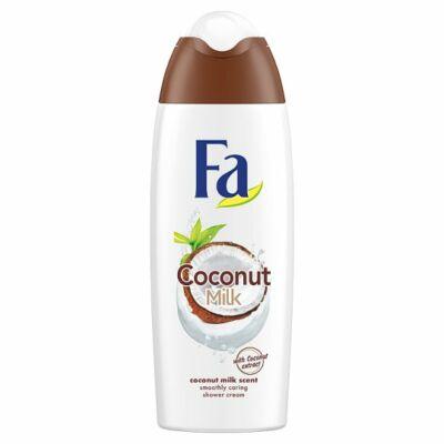 Fa Coconut Milk Krémtusfürdő Kókuszkivonattal 250ml