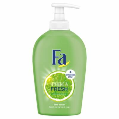 Fa Hygiene & Fresh Lime Folyékony Szappan 250ml