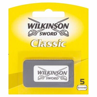 Wilkinson Sword Classic hagyományos borotvapenge 5db