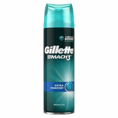 Gillette Mach3 Extra Comfort férfi borotvazselé 200ml