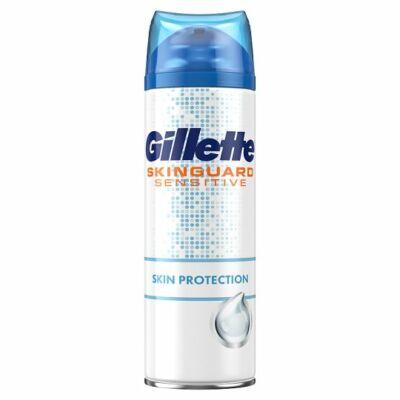 Gillette SkinGuard Sensitive férfi borotvazselé 200ml