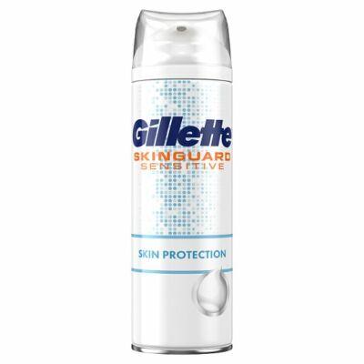 Gillette SkinGuard Sensitive férfi borotvahab 250ml