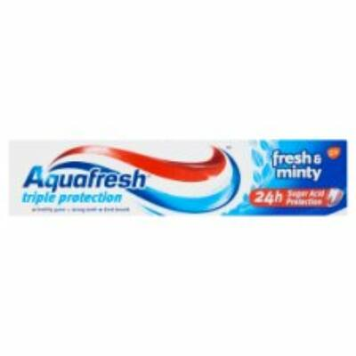 Aquafresh Fresh Minty fogkrém 100ml