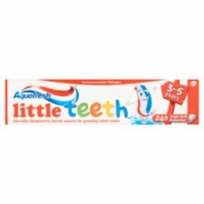 Aquafresh Little Teeth fogkrém gyerekeknek 50ml