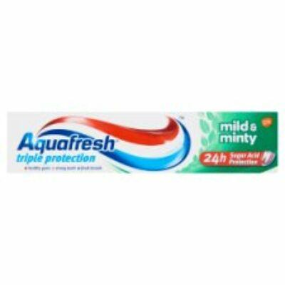 Aquafresh Mild Minty fogkrém 100ml