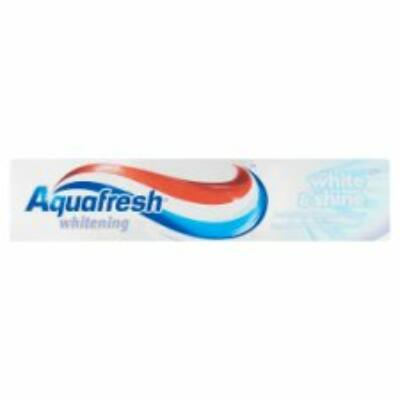 Aquafresh White Shine fogkrém 100ml