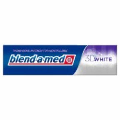 Blend-A-Med 3D White fogkrém 100ml