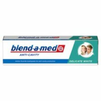 Blend-A-Med Anti-Cavity Delicate white fogkrém 100ml