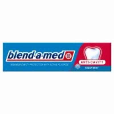 Blend-A-Med Anti-Cavity Fresh Mint fogkrém 100ml