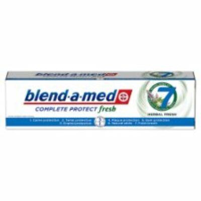 Blend-A-Med Complete Protect 7 Herbal Fresh fogkrém 100ml