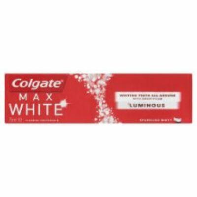 Colgate Max White Lumious fogkrém 75ml