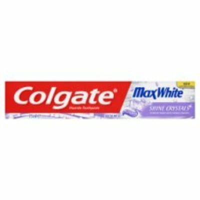 Colgate Max White Shine Crystals fogkrém 75ml