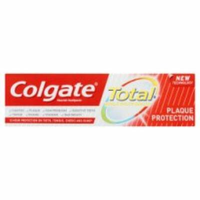 Colgate Total Plaque Protection fogkrém 75ml