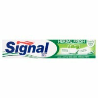 Signal Family Herbal Fresh fogkrém 75ml