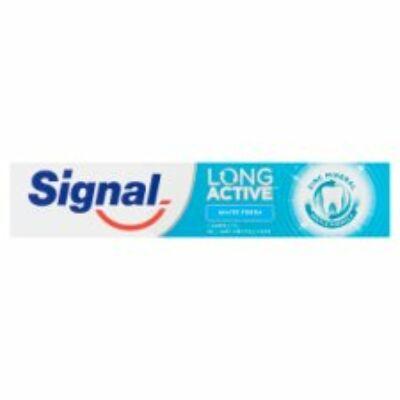 Signal Long Active White Fresh fogkrém 75ml