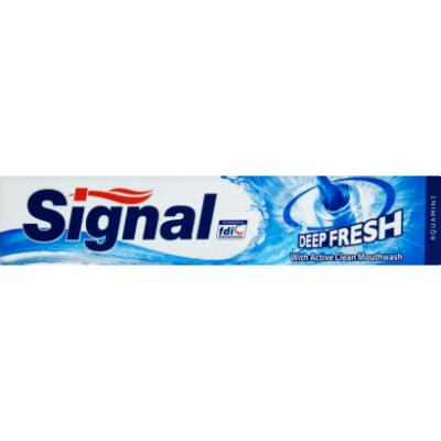 Signal Deep Fresh fogkrém 75ml