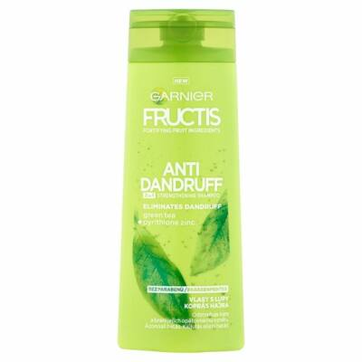 Garnier Fructis Anti-Dandruff 2in1 sampon korpás hajra 250ml