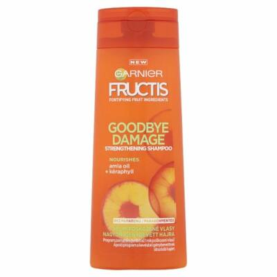 Garnier Fructis Goodbye Damage sampon nagyon igénybevett hajra 250ml