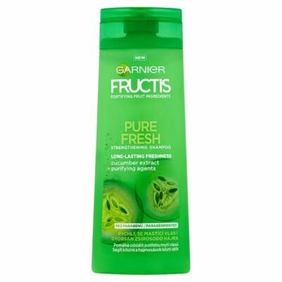 Garnier Fructis Pure Fresh sampon 250ml