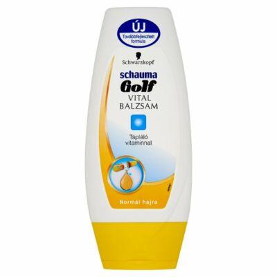Schauma Golf Vital balzsam normál hajra 200ml