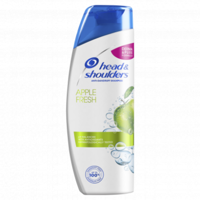 Head & Shoulders sampon Apple 250ml