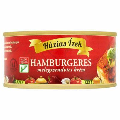 Házias Ízek hamburgeres melegszendvicskrém 290g