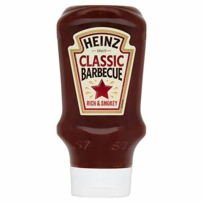 Heinz Barbecue szósz classic 400ml