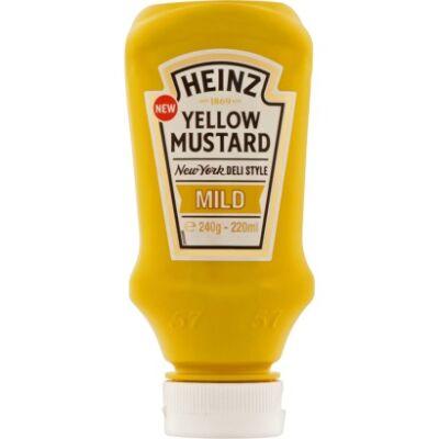 Heinz Mild mustár 240g