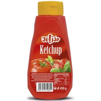 Univer jóljár ketchup 450g