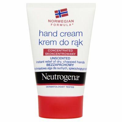 Neutrogena Norvég formula illatmentes kézkrém 50ml