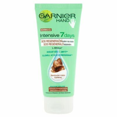 Garnier Hand Intensive 7 Days SOS regeneráló kézkrém száraz és repedezett bőrre 100ml