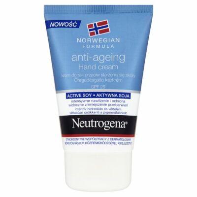 Neutrogena öregedésgátló kézkrém norvég formulával SPF 25 50ml