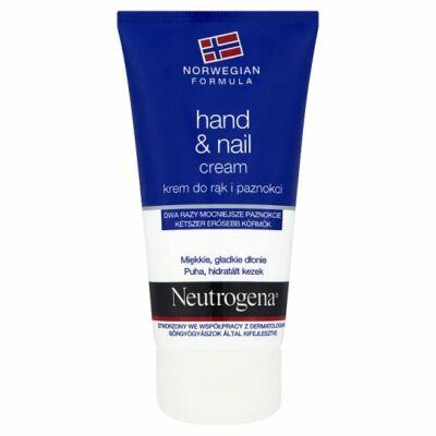 Neutrogena kéz és körömápoló krém norvég formulával 75ml