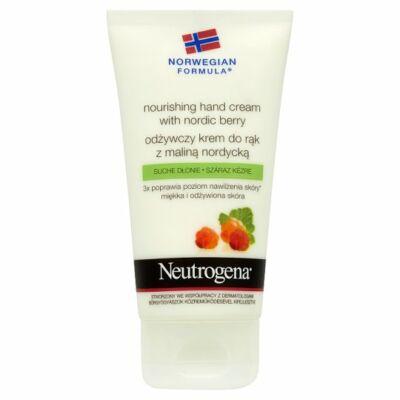 Neutrogena norvég formula tápláló kézkrém sarki szederrel száraz kézre 75ml