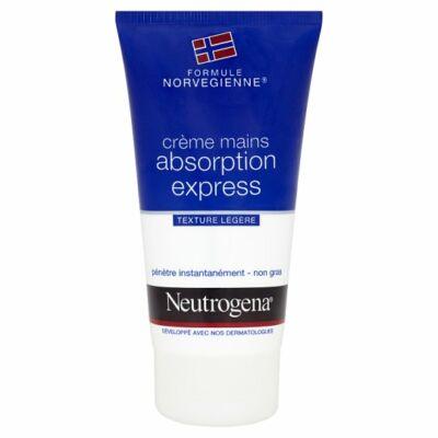 Neutrogena gyorsan felszívódó kézkrém norvég formulával 75ml