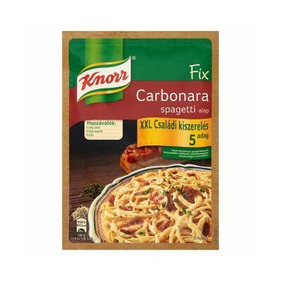 Knorr Fix XXL Carbonara spagetti alap 43g