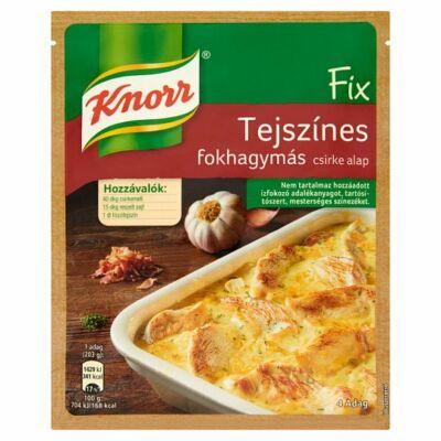 Knorr Fix tejszínes fokhagymás csirke alap 47g