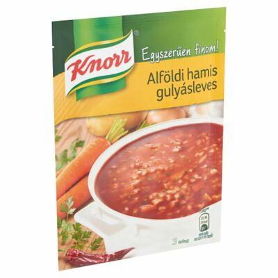 Knorr alföldi hamis gulyásleves 50 g