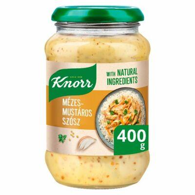 Knorr mézes-mustáros szósz 400g