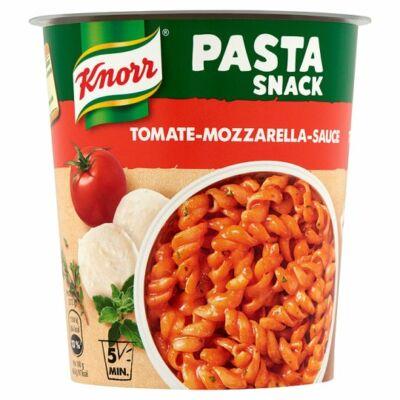 Knorr Pasta snack tészta paradicsomos mozzaerllás szósszal 72g